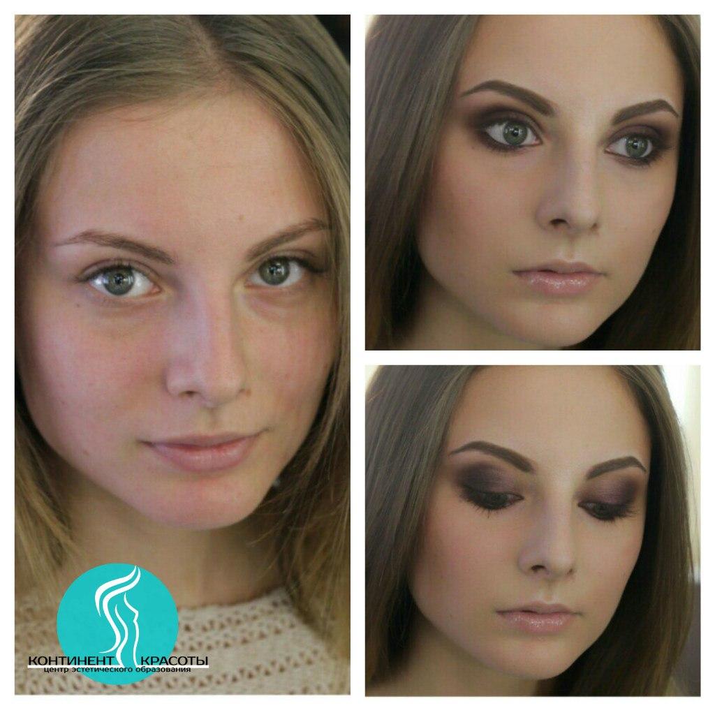 Какой макияж подойдет тест по фото