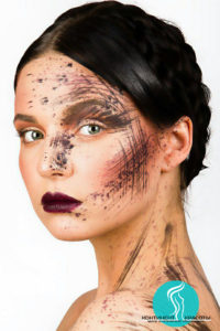 макияж Анна паскаль