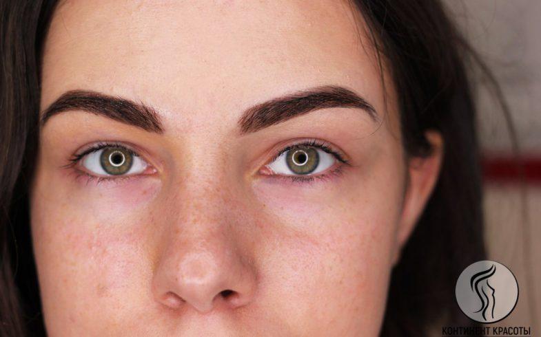 Дневной макияж за 5 минут от «Континента красоты»!